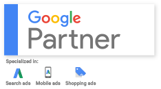 ranketing ist Google Partner